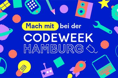 Startschuss: Code Week 2020